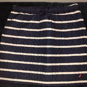 🐘Girls Nautica Skirt